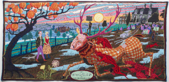 Arts Council Collection: Grayson Perry gift to the ACC and British Council