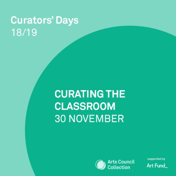 Arts Council Collection: Curators' Days 18/19