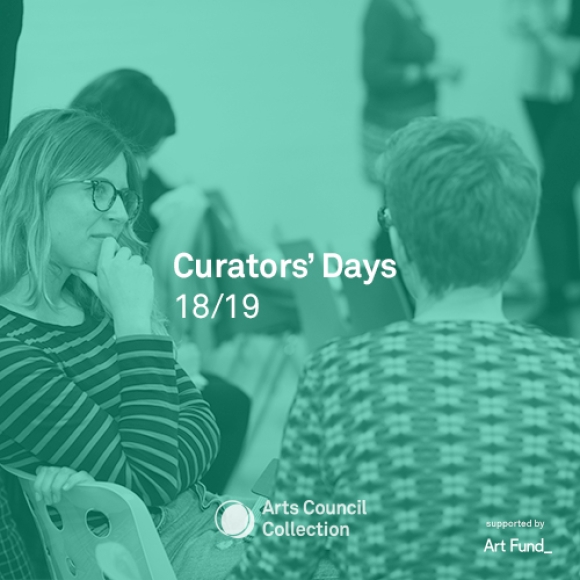 Arts Council Collection: Curators' Days