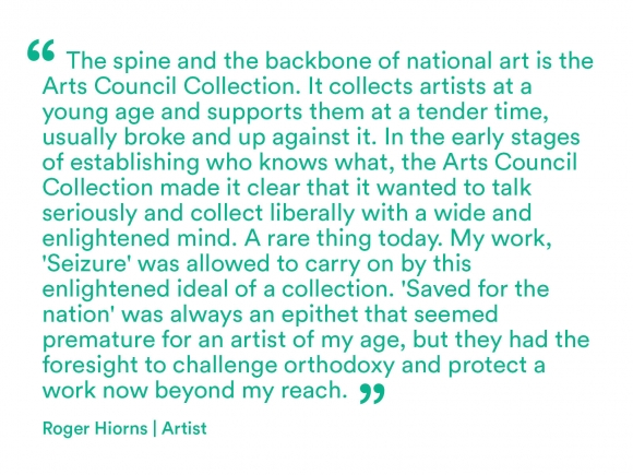 Arts Council Collection: How We Work