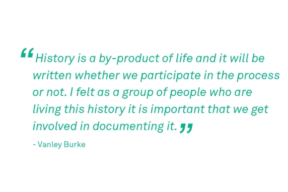 Arts Council Collection: Vanley Burke