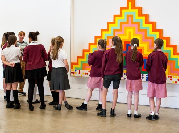 Arts Council Collection: Curating the Classroom