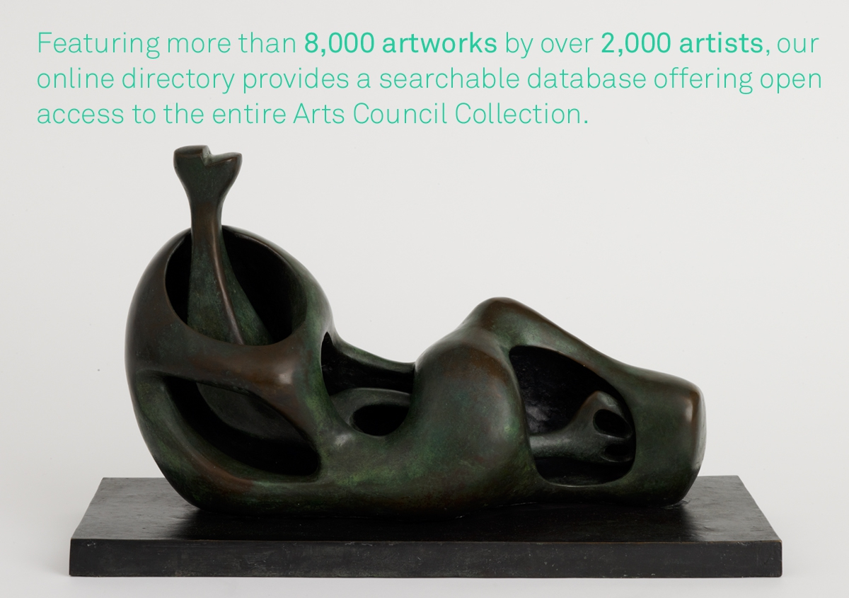 Image: Henry Moore, Working Model for Reclining Figure: Internal/External Form, 1951. Arts Council Collection, Southbank Centre, London © The Henry Moore Foundation. All Rights Reserved, DACS 2019